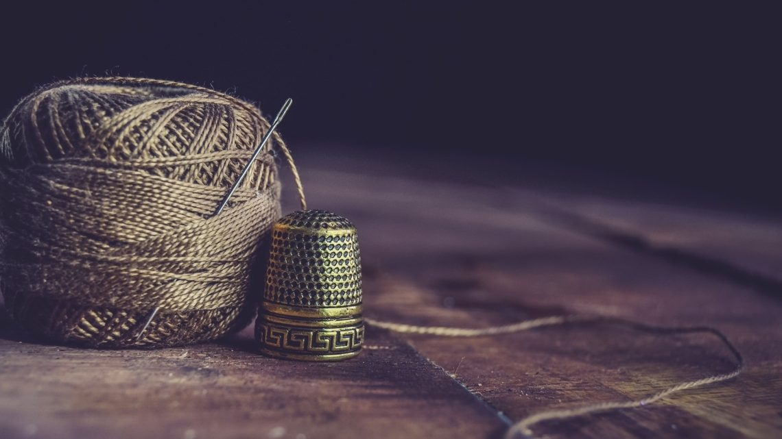 Иглы SCHMETZ с круглым остриём для обработки текстиля
